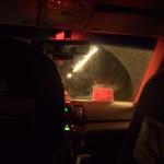 夜晚的計程車